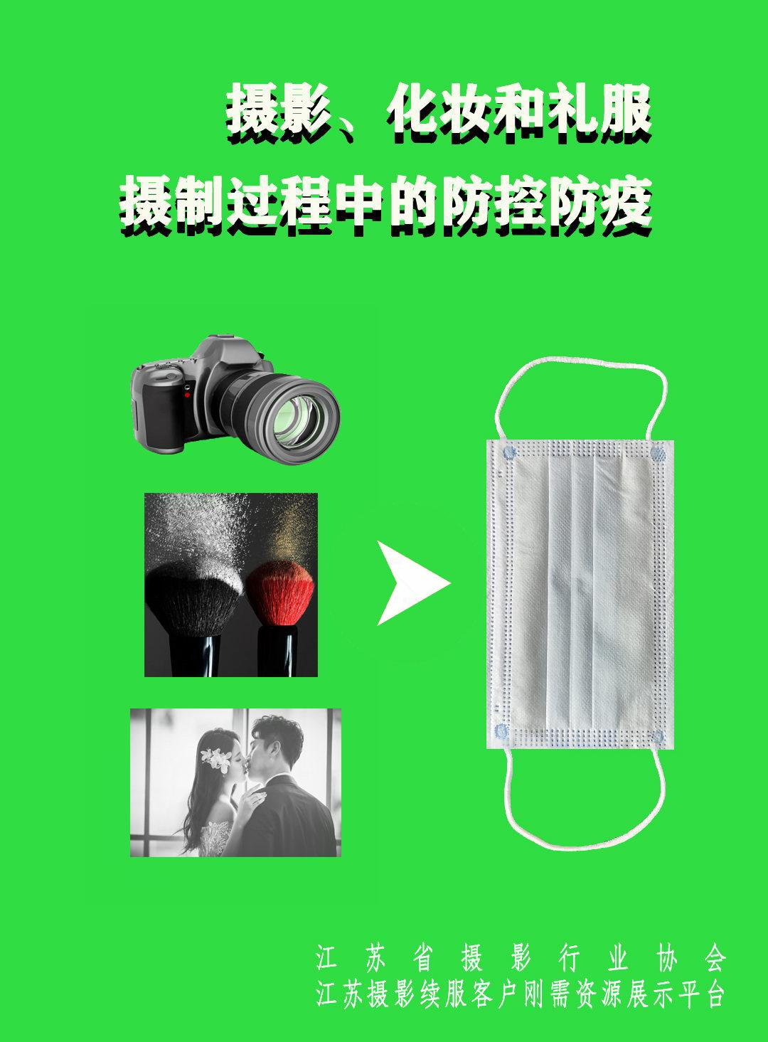 江苏省摄协关于做好摄影服务业疫情防控工作的通知